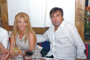 Веселин и Цветанка Маринови