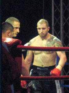 Ширев участва в свободните боеве в ММА