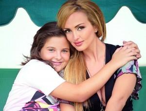 Глория и дъщеря й