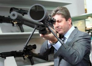 Ловното оръжие на Първанов струва 50 000 лева