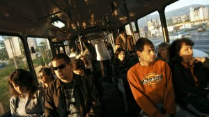градски транспорт опипване жени
