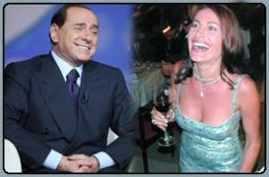 Берлускони и Дарина Павлова приели да кумуват на Дългия