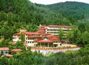 СПА- хотелът замести училището по селата