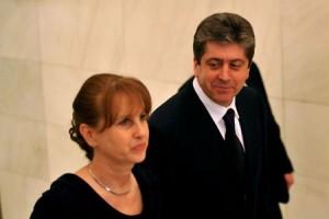 Зорка и Георги Първанови