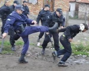 Полицаи в действие