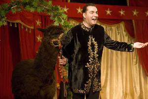 Драгомир Драганов - Чая с любимата си лама