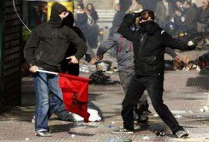 гърция революция бунтове