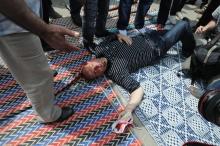 """Ранен мюсюлманин от привърженици на """"Атака"""""""
