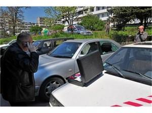 Добрев беше убит в автомобила си на паркинга пред дома си