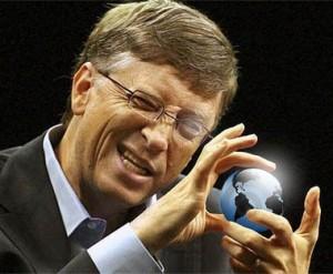 Бил Гейтс е сред хилядите жертви на българския хакер