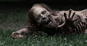 гробище зомби