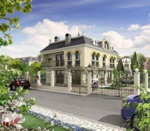 Луксозния имот на Евелин Банев - Брендо
