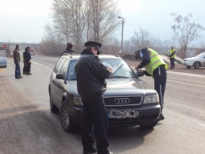 патрулни полицаи