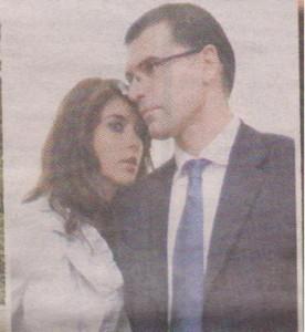 Дянков и любовницата му Ирина Велкова
