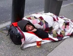 Бездомници често стават жертви на трафиканти на органи