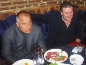 Бойко и Златев си поделят държавата на хапка и пийка