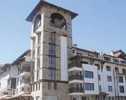 Хотелът на Бонев в Банско
