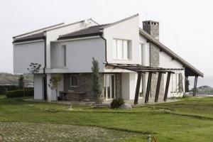 Вилата на Плевнелиеви в Черноморец