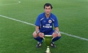 До средата на тази година Тодор Тодоров играеше като бранител в Дунав - Русе
