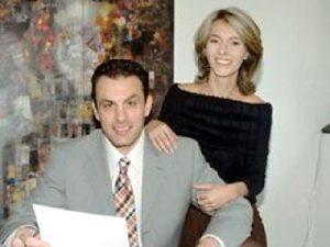 Юксел Кадриев и екс съпругата му Бонка