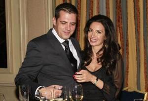 Наталия Гуркова и съпруга и