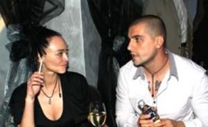Мая Илиева и бъдещият й съпруг Ники Шванца