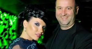 Теодора и Ненчо Касъмов, докато все още бяха щастливи заедно...