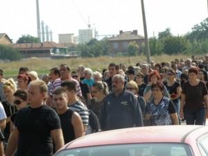 5000 изпратиха убитият Ангел Петров