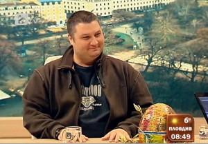 Боби Лазаров хлътнал до уши по начинаещата актриса Боряна Братоева