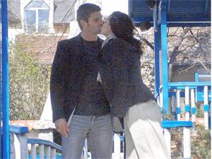 Гонзо и Цеци Красимирова във вихъра на любовта