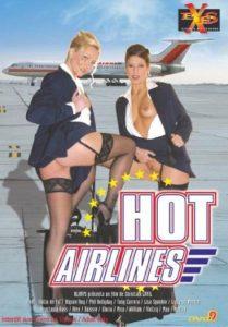 """Обложката на """"Hot airlines"""""""