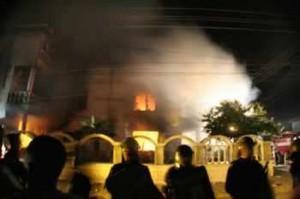 Къщата на Цар Киро в Катуница изгоря!