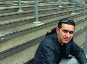 Младия Магомед малко след преселването си в България
