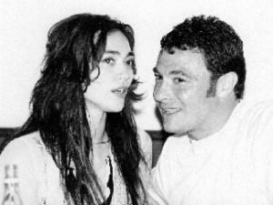 Мая Илиева и убитият й мъж Георги Илиев