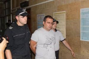 Байков е арестуван за побой над арх. Колев