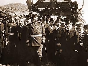 На 22 септември 1908 Великите сили признават Независимото Българско царство