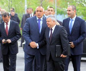 Бойко Борисов, Кандидат главния секретар- Ангел Антонов и Цветан Цветанов
