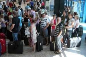 Туристи вече пети ден не могат да се приберат