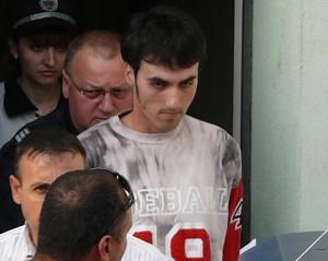 Христо Кобрата в ареста