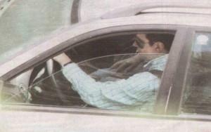 Преди време папараци сгащиха Саръиванов да прави кърска любов в колата със своя колежка от Нова