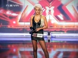 Участничката Биляна Василева бе сравнена от Мага с малка проститутка