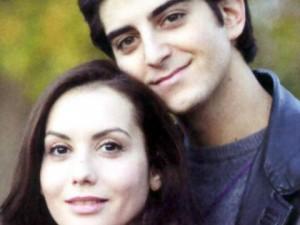 Илиана с бившето си гадже Александър Кадиев