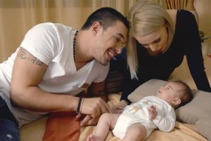 Някога Валери и Алисия бяха щастливи и заедно отглеждаха сина си