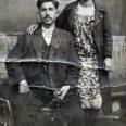 Цар Гого с жена си - гъркинята Деспина