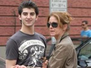 Александър Кадиев със своето любимо майче Катето Евро