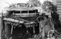 Взривения мавзолей