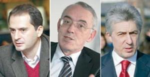 Христо Грозев, Огнян Донев и Любомир Павлов продължават да се надцакват
