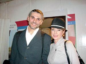 Теодосий Спасов и Бойка Велкова