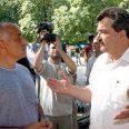 """Батков заяви, че иска да продаде част от акциите си в """"Левски"""""""