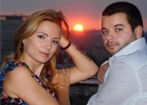 Ирина и Иван когато бяха влюбени